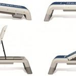 Deck Step : Travail cardio, renforcement musculaire des membres inférieurs
